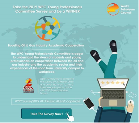 WPC YPC 2019 Youth Survey Graphic